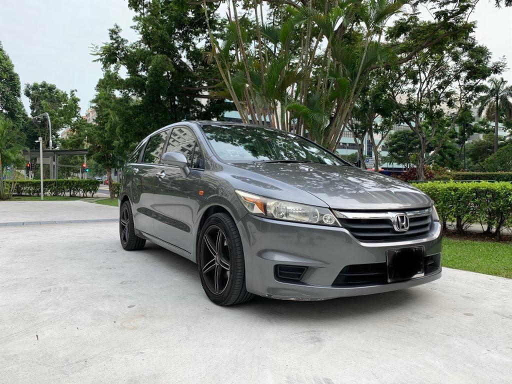 Honda Stream MPV Grab/Gojek