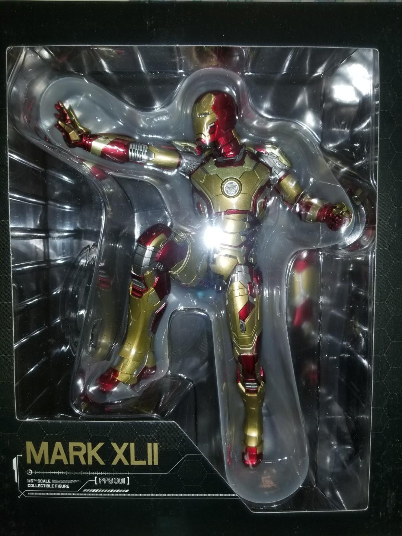 Hottoys Iron Man 3 Mark 42 PPS001