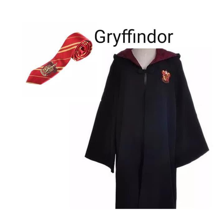 Jubah Harry Potter+Dasi