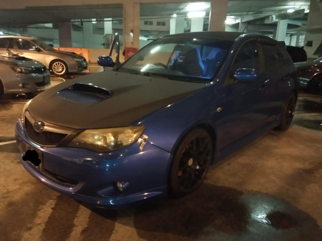 *KERETA SINGAPORE*🇸🇬🇸🇬🇸🇬 *JOIN GROUP WASAP 10👇* https://chat.whatsapp.com/BkaPNgW5vyw4Ngs1ATuQtj 09 SUBARU IMPREZA WRX 2.5A *RM 10 000* JB Wasap.my/60126373536 *WANT SELL BACK YOUR SCRAP CAR?LET ME HELP😊*