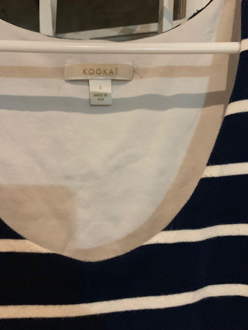 Kookai Dresses + top - bundle sale (sml) x4 items for $75
