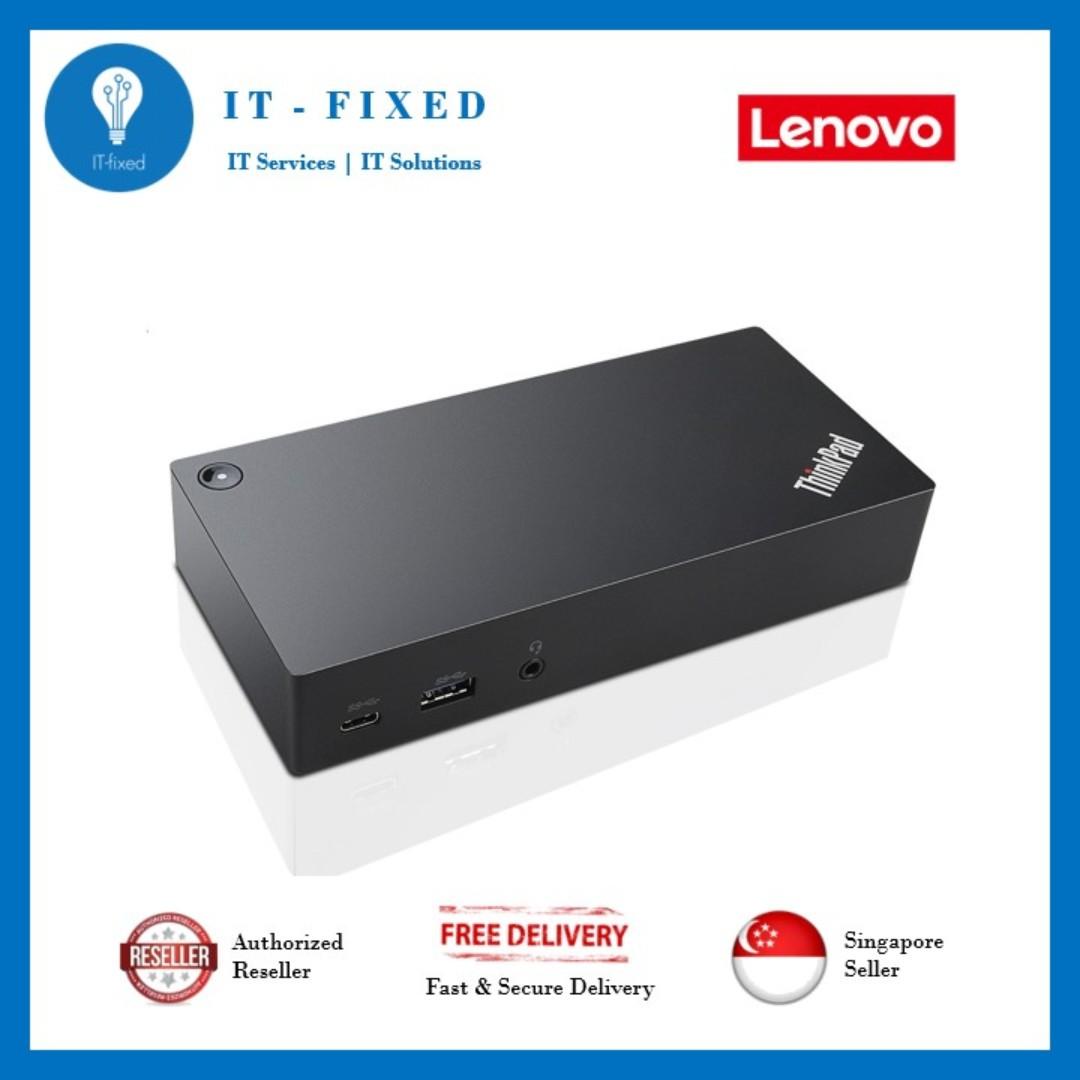 Lenovo ThinkPad USB-C Dock (SG/MY)