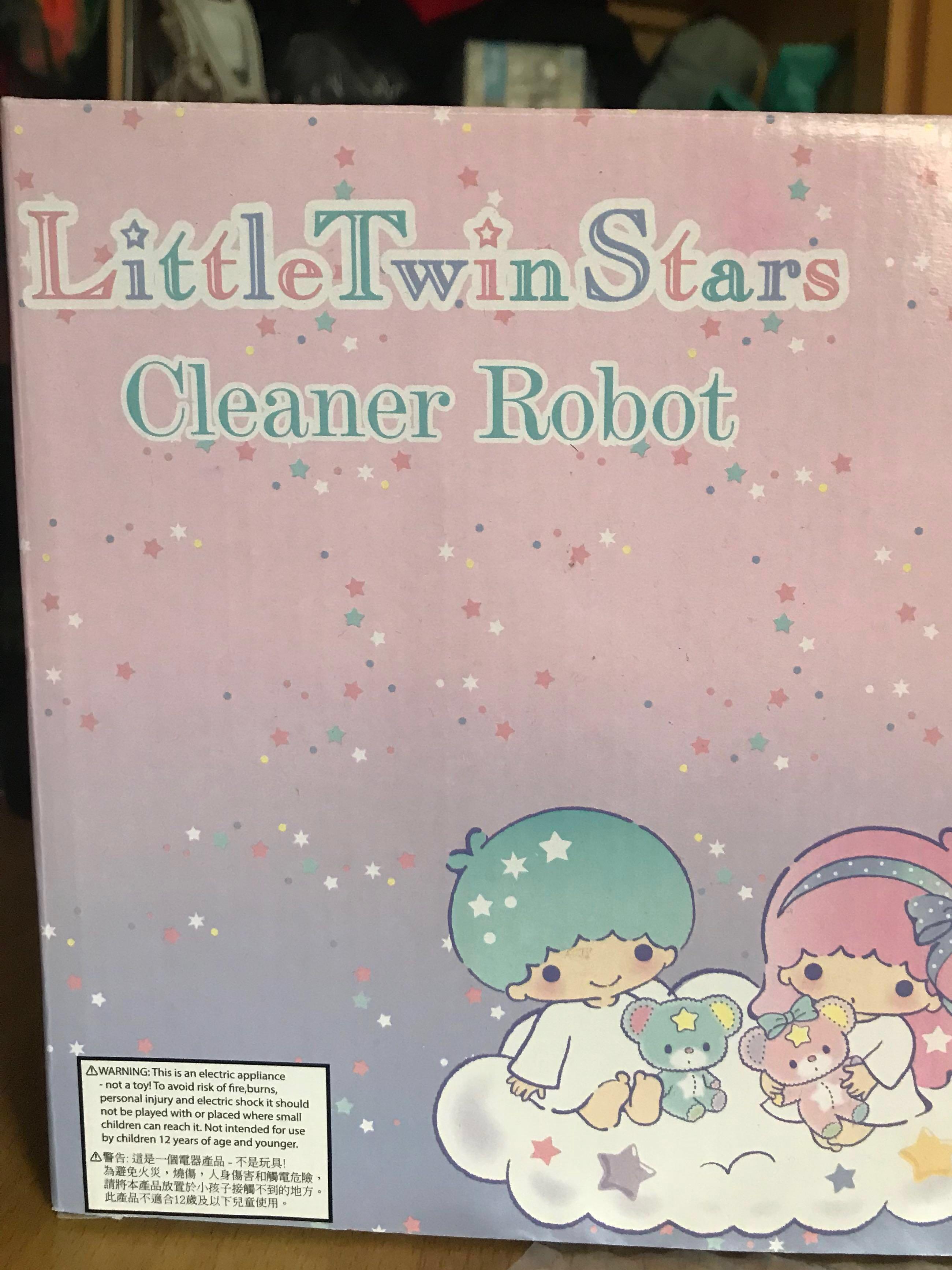 Little Twin Stars 掃地機械人