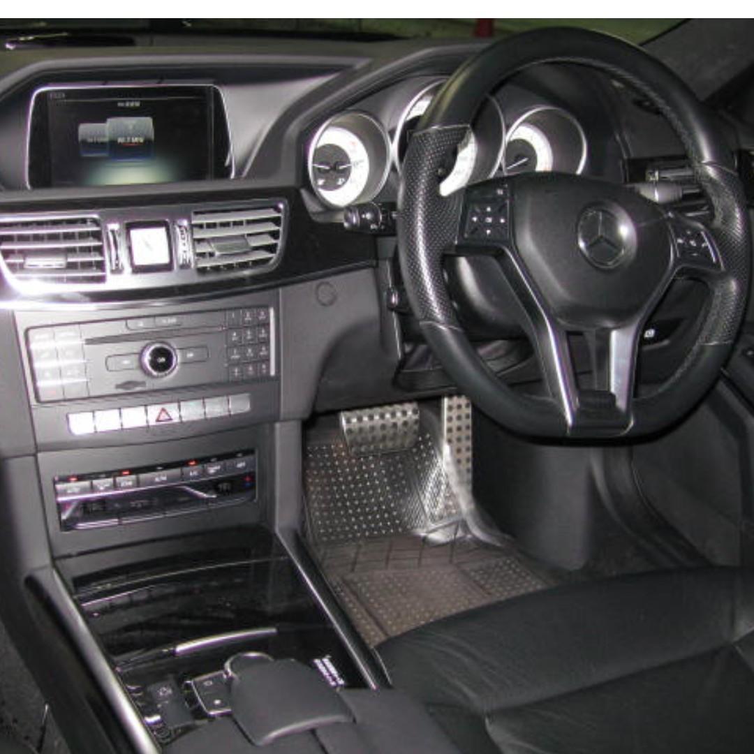 16 MERCEDES-BENZ E200 Facelift Sport $328K