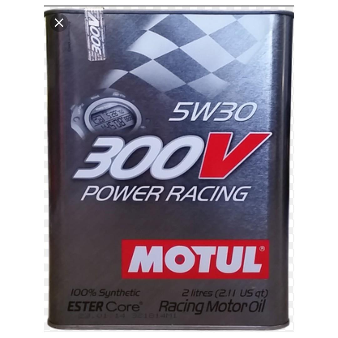 MOTUL 8100 , MOTUL 300V  汽車偈油