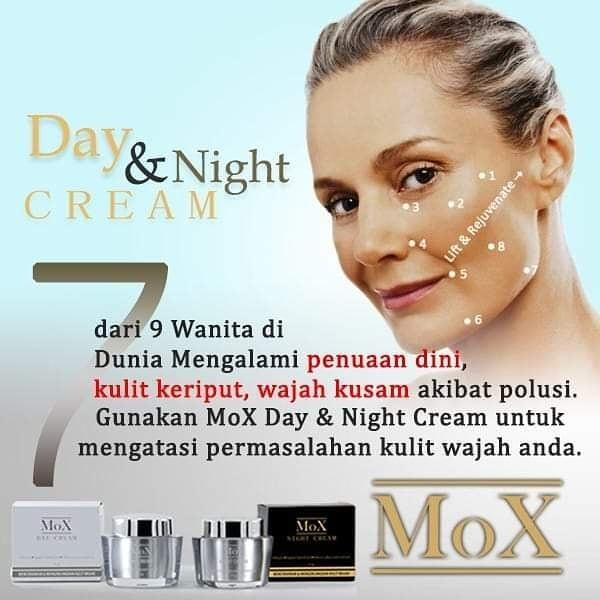 MoX Day & Night Cream 15 gr.