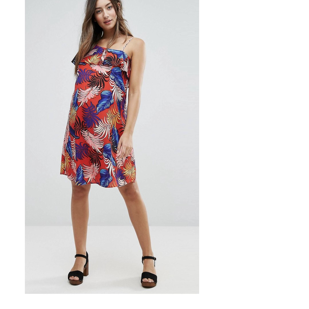 55e19f674150c New Look Maternity Tropical Sundress uk 8, Women's Fashion, Clothes ...