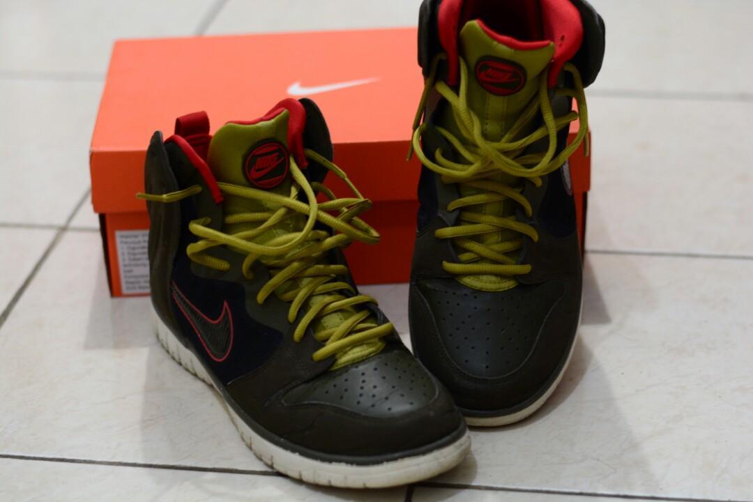 🔵 Nike Dunk Free