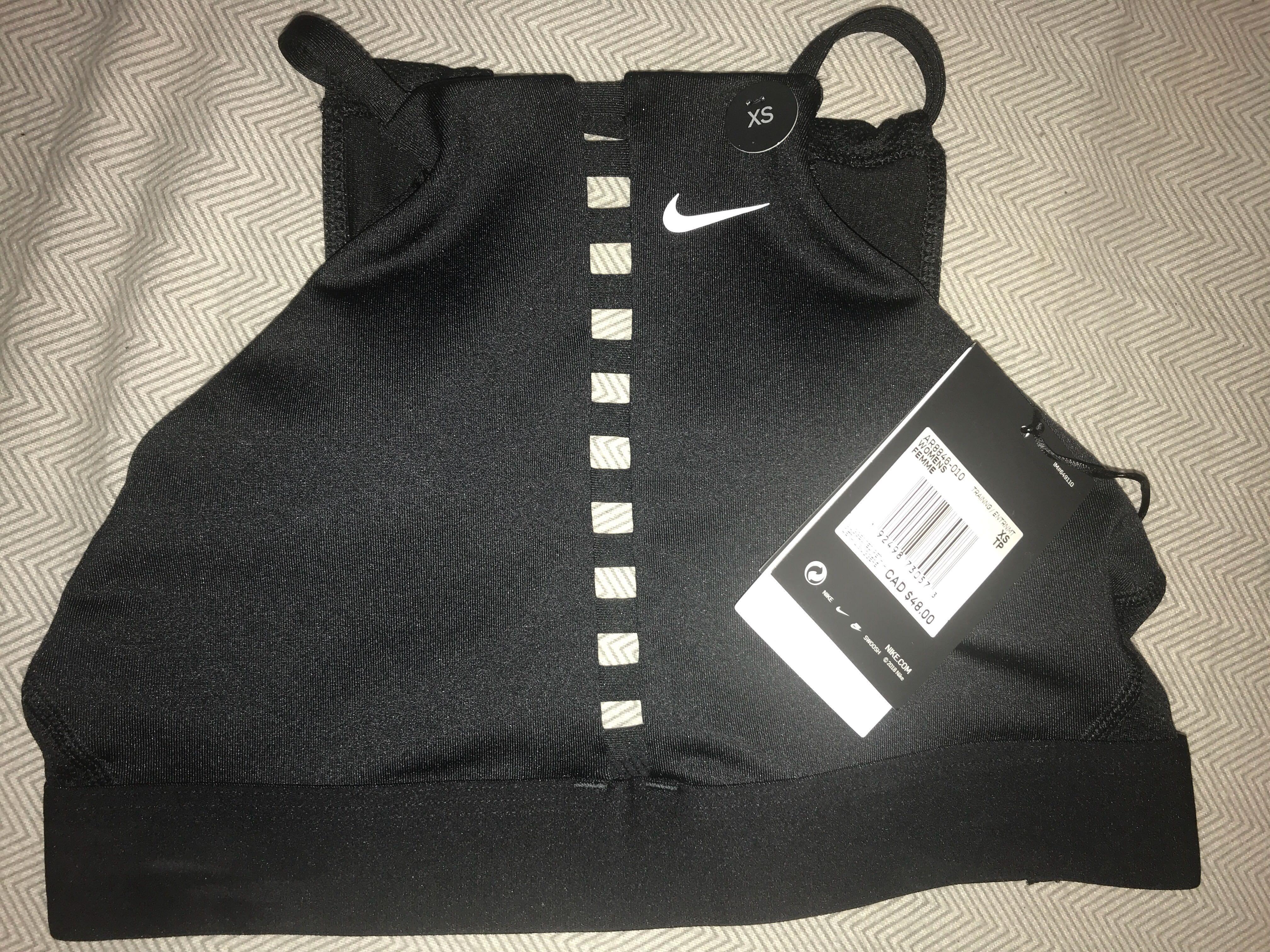 NWT Nike Sports Bra (xs)