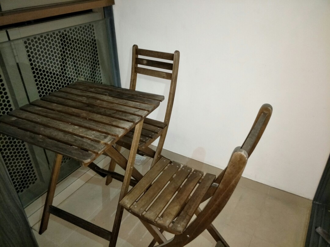 Outdoor Table And Chair Furniture