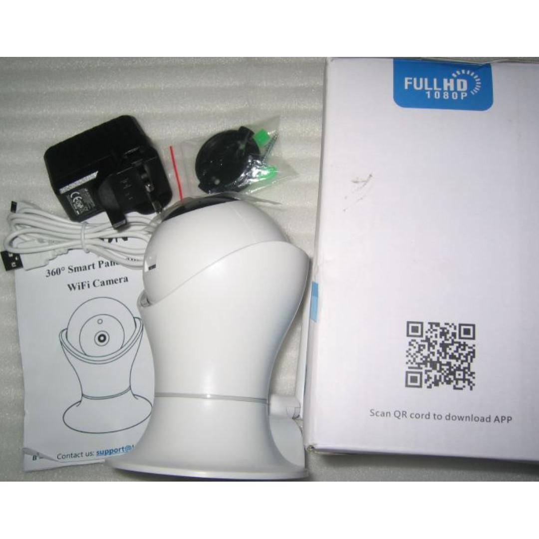 P2P Wifi IP Camera 1080p FullHD   IPC360 app