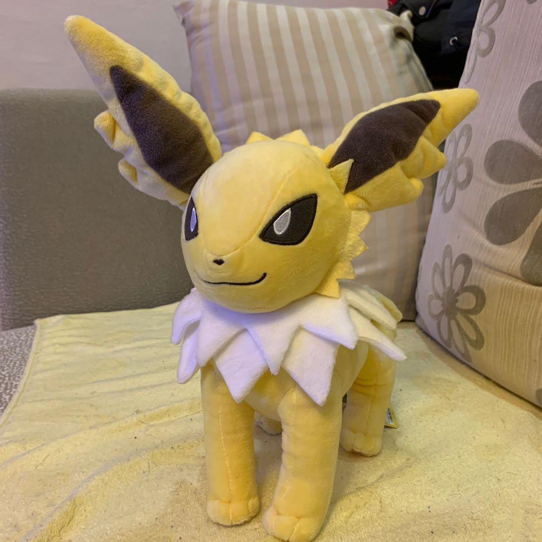 Pokemon公仔 雷伊貝 日本夾公仔機 全新 正版 保留牌仔