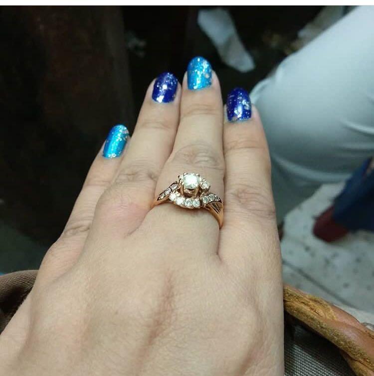 Sale cincin mata besar ya say, batu super cantik barang lama yaa