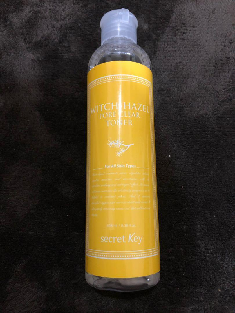SecretKey Witch Hazel Pore Clear Toner