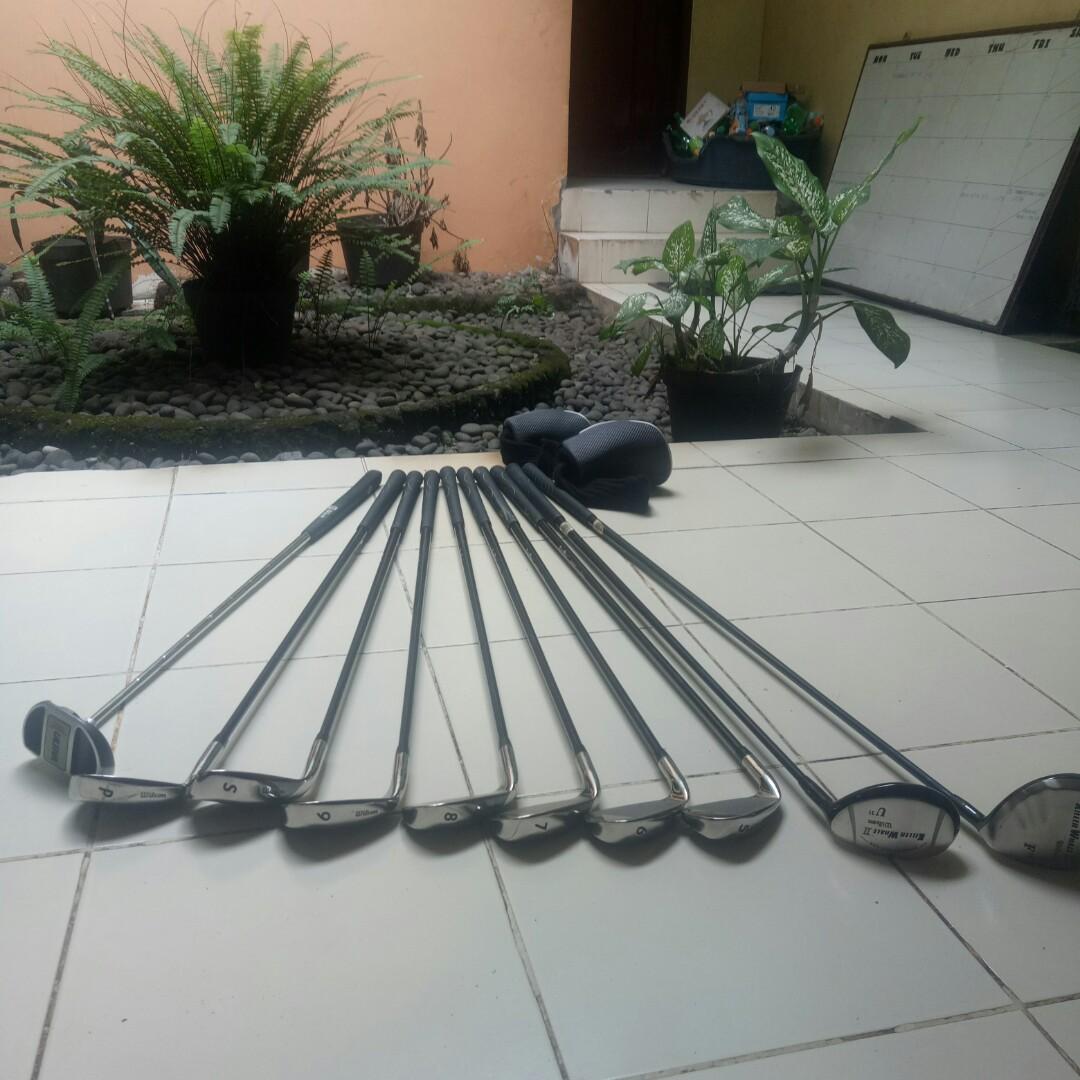 Set Wilson Golf Set with bag