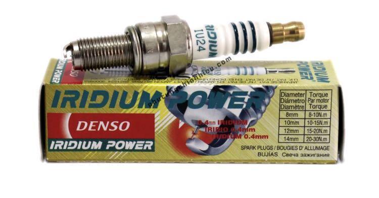 Spark Plugs - Denso Iridium for Kawasaki Ninja 250 and 300