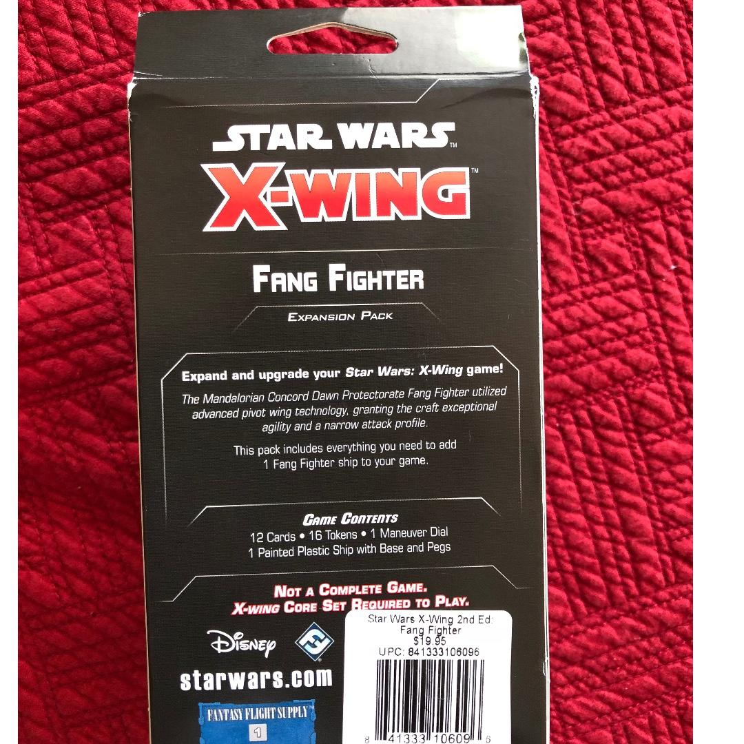 Star War - X-wing mini figurings collectibles