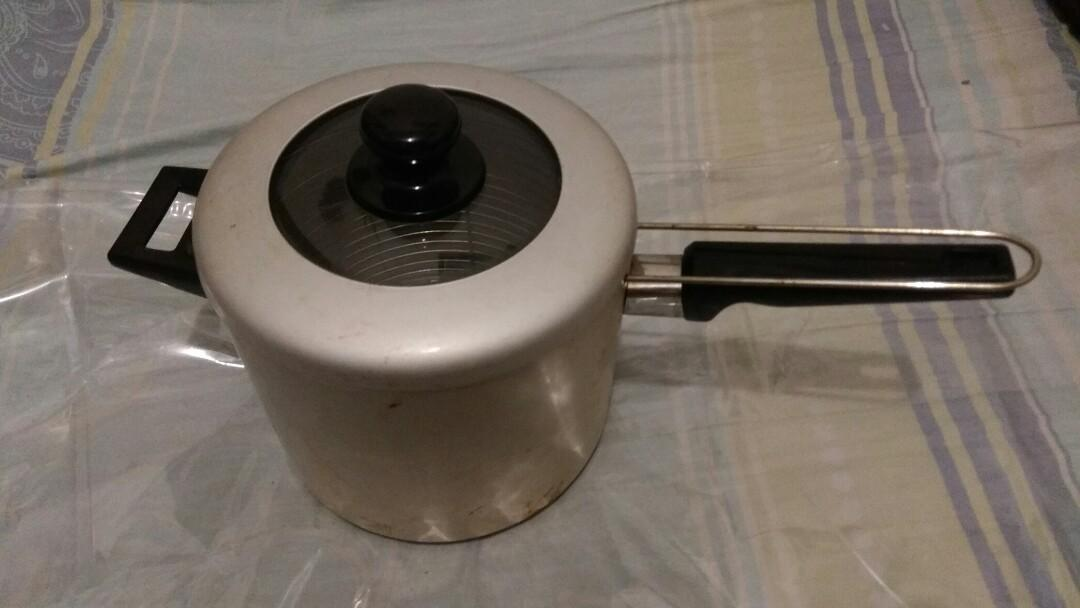 Steamer fryer maspion