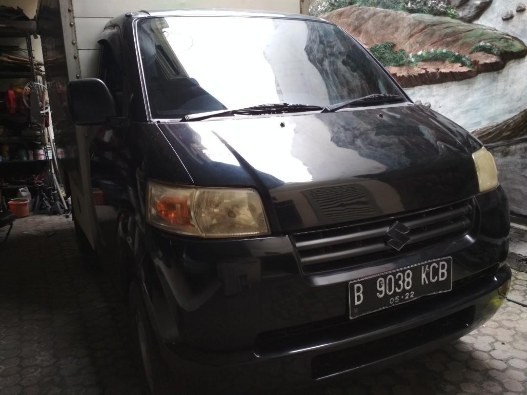 Suzuki Apv box 2011