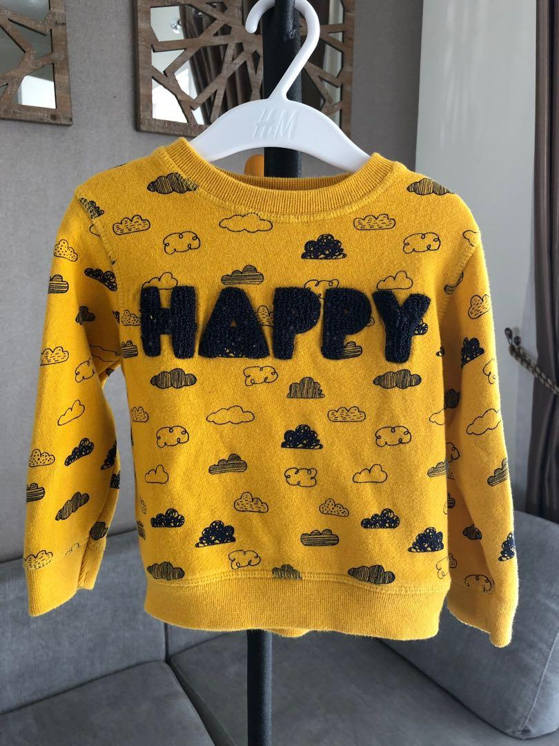 Sweater anak mothercare