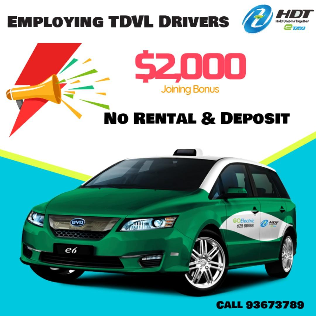 TDVL Driver Needed