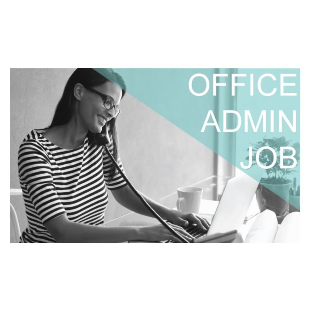 Temp Admin Officer @ Central (3 months, 5 days work)