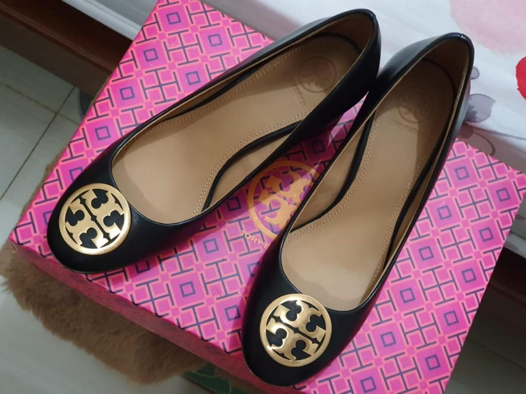 Tory Burch Shoes (Benton - Black)