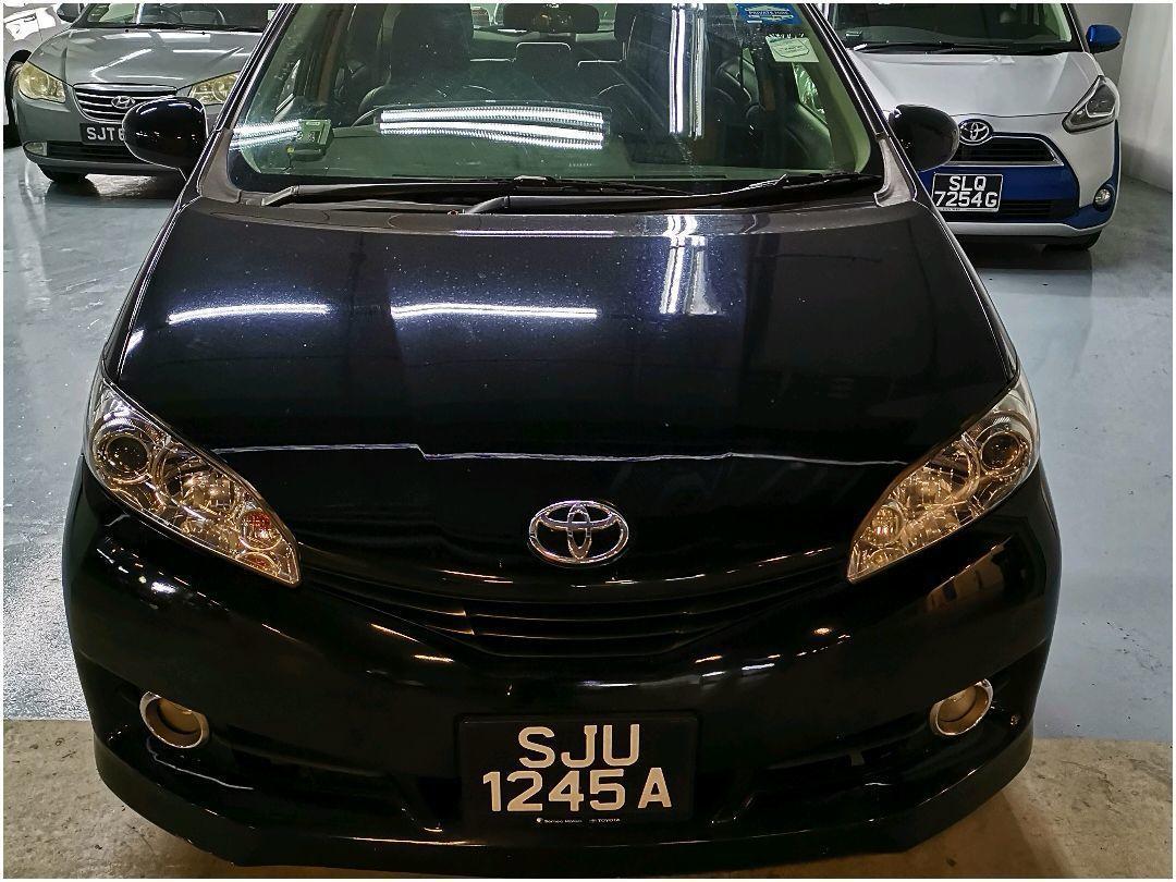Toyota Wish 2.0 Auto