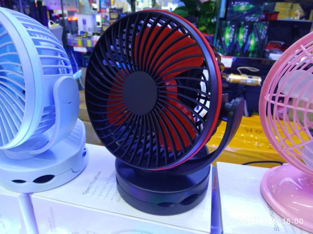 USB 風扇  Rechargeable Mini Fan. $99 each