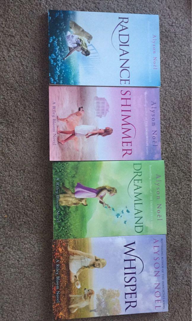 Various book series for sale