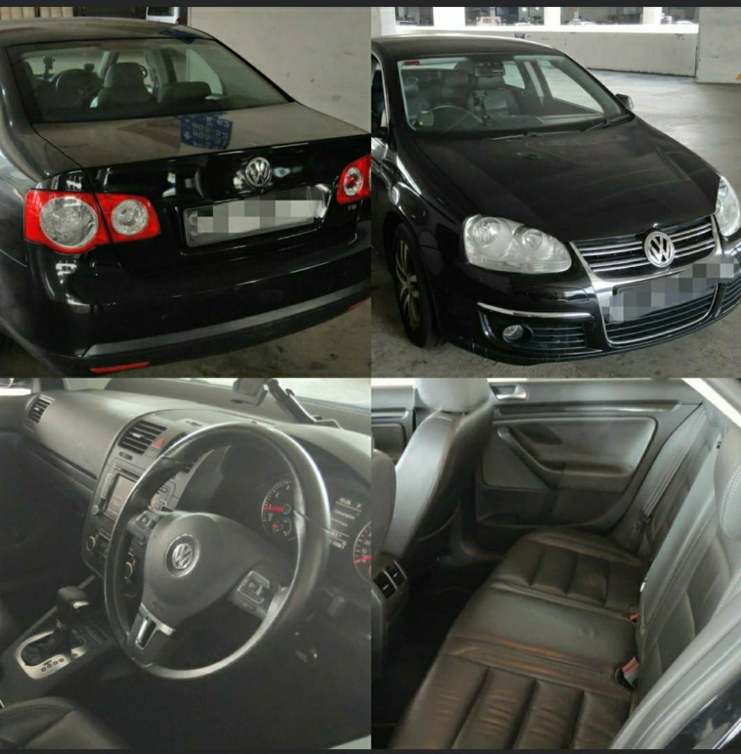 Volkswagen Jetta: Grab/Gojek Phv Ready with Rebate