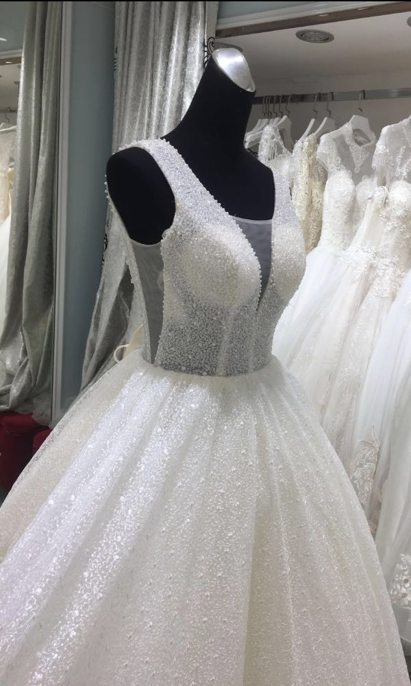 Wedding Gown Used