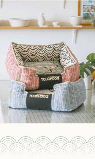 TouchDog Premium Japanese design Pet Bed
