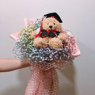 🚚 Graduation bouquet
