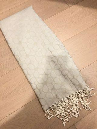 Japan double side scarf 日本雙面披肩