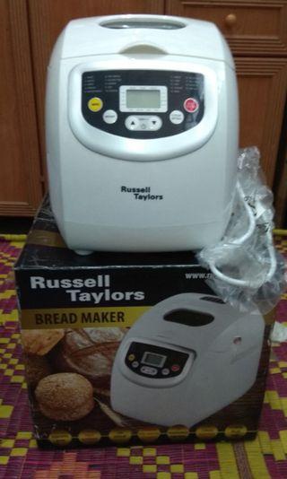 Russell Taylors Bread Maker