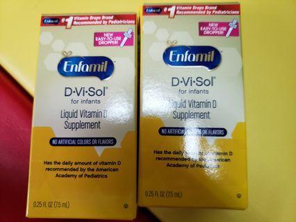 (包平郵)安嬰兒維生素D試用裝(兩包)