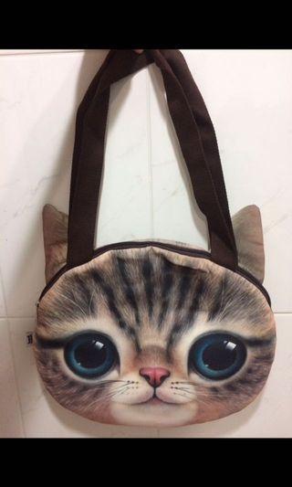 【miwo x-dolls】貓咪_肩背包/側背包