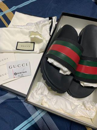🚚 Gucci Slides