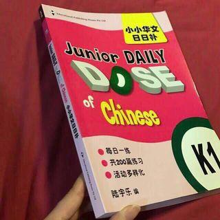 🚚 [25%off] K1 Chinese Daily Dose Enrichment Assessment book