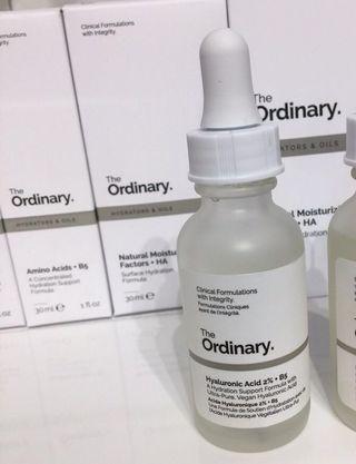 The Ordinary 玻尿酸2%+維他命B5精華液 30ml
