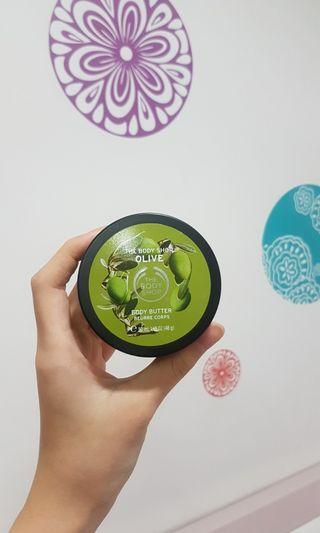 The Body Shop 'OLIVE' Body Butter