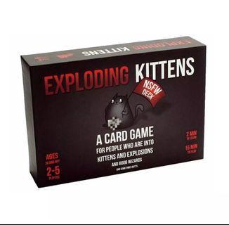 🚚 [New] Exploding Kittens