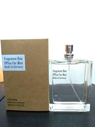 Perfume Decant: Jeremy Fragrance One - Office for Men