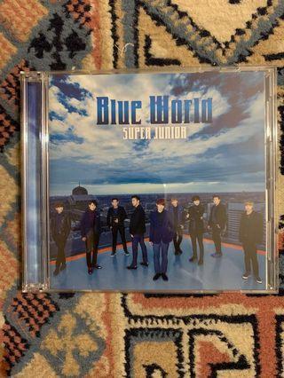 Super Junior - Blue World ( Japanese )