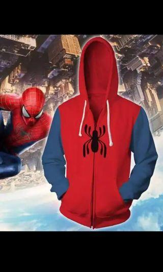 🚚 Spiderman Homecoming Inspired Hoodie Jacket (*PO available!)