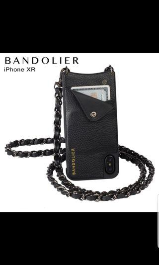 Bandolier iphone xr case