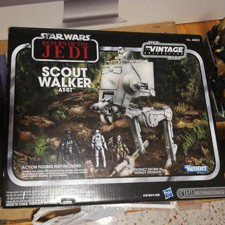 star wars at-st scout walker