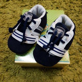 [NEW] TENDERLY BABY BOOTEES - BOY