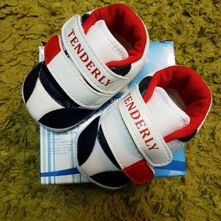 [NEW] TENDERLY BABY BOOTEES - BOY ( 735430996N )